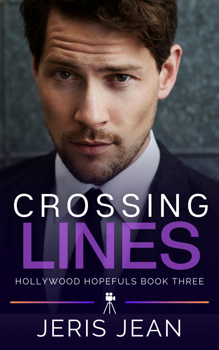Crossing Lines by Jeris Jean Book Cover