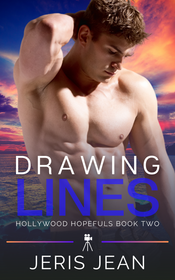 Drawing Lines Book Cover