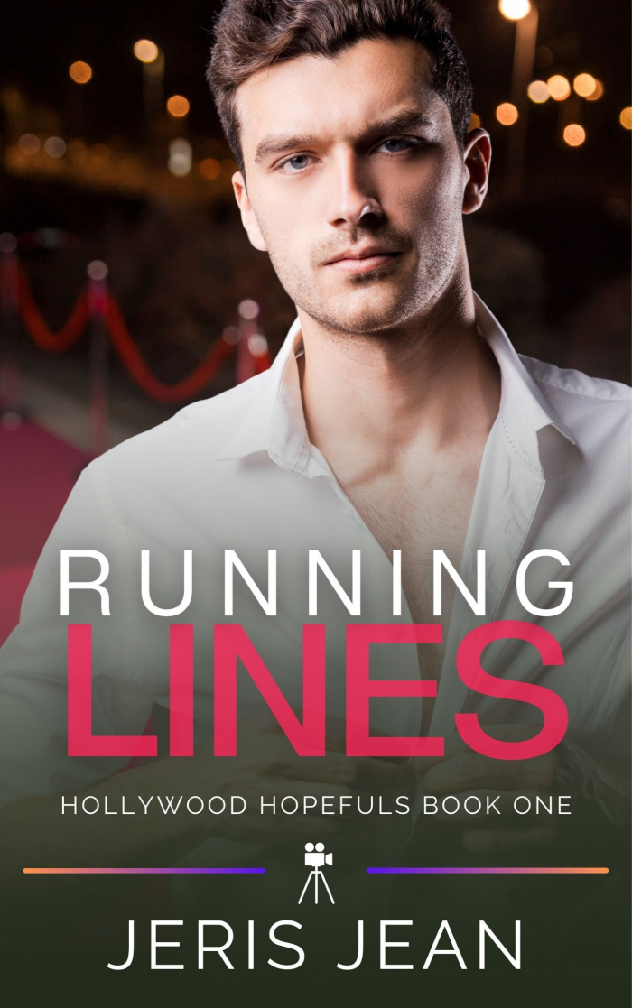 Running Lines Book Cover
