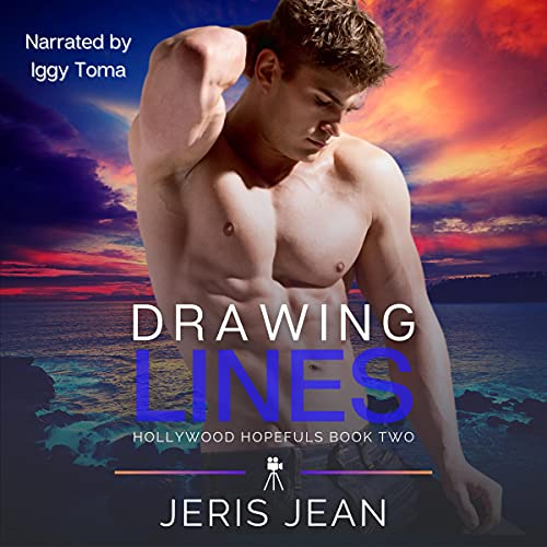 Drawing Lines by Jeris Jean Audiobook Cover
