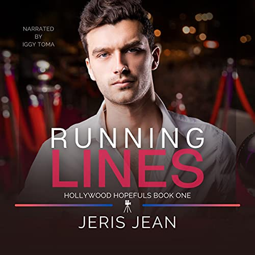 Audiobook Cover for Running Lines by Jeris Jean
